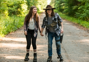 Just How Old Is Carl Supposed To Be On 'The Walking Dead' Anyway?