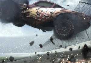 Pixar's 'Cars 3' Teaser Trailer Is Weirdly Depressing