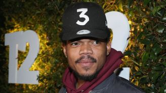 Chance The Rapper May Have Landed His First No. 1, But There Are Problems