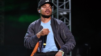 Chance The Rapper Will Continue To Rep Chicago In A New Book Of Poetry