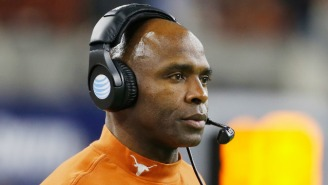 Nobody Seems To Know When Charlie Strong Will Be Fired, But It's Probably Happening Soon