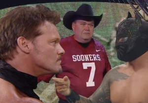 That Sin Cara-Chris Jericho Fight Was Much Ado About Nothing, According To Jim Ross