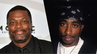 Chris Tucker Damn Near Died While Shooting Tupac's 'California Love' Video