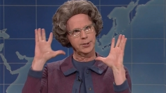 Dana Carvey Returns To 'SNL' To Let Church Lady Comment On The Religious Side Of Election 2016