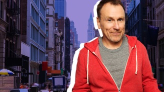 Colin Quinn On Being Directed By Jerry Seinfeld In 'New York Story,' His New Special About Immigration
