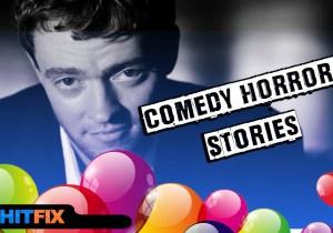 Mark Ellis shares some comedy horror stories