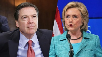 The FBI Announces, For The 2nd Time, That Hillary Clinton Committed No Crimes Regarding Her Email Server
