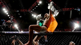 The UFC Has Stripped Conor McGregor Of His Featherweight Title