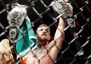 Joe Rogan And Russell Brand Dissect The Greatness Of Conor McGregor