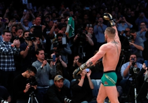 Conor McGregor Is Excited To Show Off 'Phase Two' Of His Improved Cardio Game