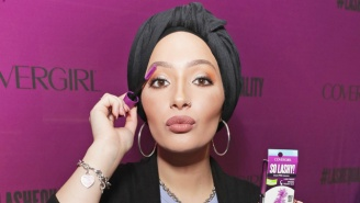CoverGirl Has Featured A Hijab-Wearing Woman In An Ad For The First Time Ever