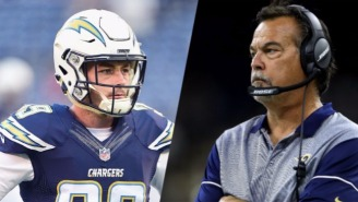 The Chargers' Injured RB Danny Woodhead Is A Big Playmaker For The Pats, Says Jeff Fisher