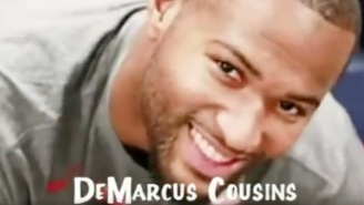 Proof That DeMarcus Cousins Would Be The Perfect 'Full House' Cast Member