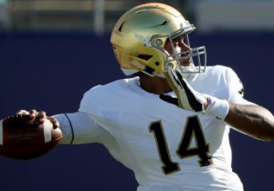 Navy's Rushing Attack Toppled Notre Dame And Left The Irish At 3-6
