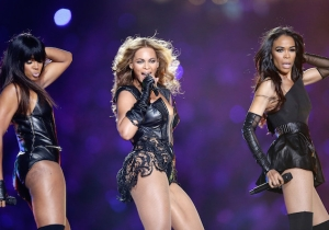 Beyonce And Destiny's Child Hint At A Reunion By Taking The Mannequin Challenge