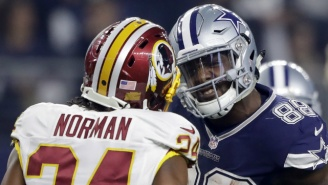 Dez Bryant Plans On Spending The Next Week Tweeting About How Josh Norman 'Got Exposed'