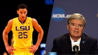 Mark Emmert Fires Back At Ben Simmons By Saying The NCAA Doesn't 'Put A Gun To Your Head'