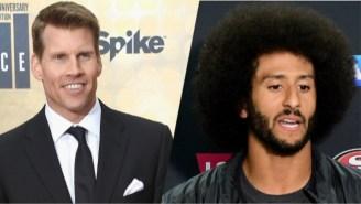 NFL RedZone's Scott Hanson Took A Shot At Colin Kaepernick For Not Voting