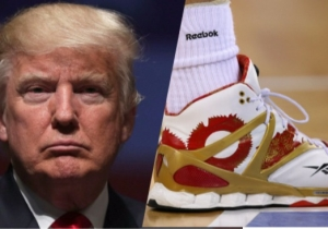 Reebok Is Helping New Balance Owners Who Don't Want To Be Affiliated With Donald Trump