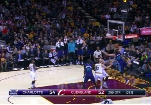 Spencer Hawes Had A Wide Open Dunk But Spectacularly Blew It