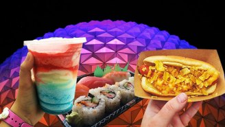 The Top Five Food Experiences In Each Disney World Park Right Now