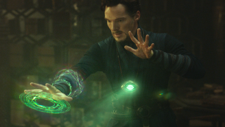 'Doctor Strange' writer Jon Spaihts talks about blowing the Marvel Cinematic Universe wide open