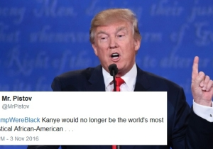Twitter Imagines How Donald Trump's Campaign Would Go 'If Trump Were Black'