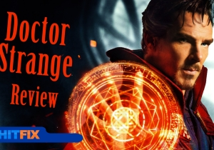 Doctor Strange Spoiler Review