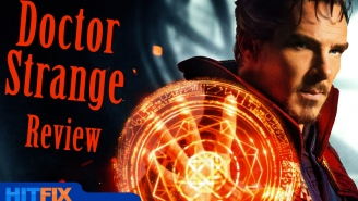 Doctor Strange Spoiler Review