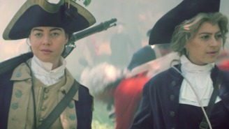 Lin-Manuel Miranda Hilariously Slurs His Way Through This First Clip From 'Drunk History'