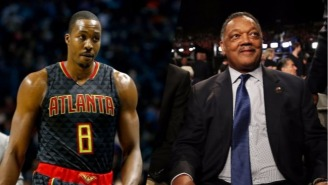 Dwight Howard Credits Rev. Jesse Jackson With Inspiring Him To Be Better By Helping Others