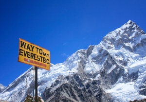 Would You Pay $1050 To Eat At This Pop-Up Restaurant On Mount Everest?