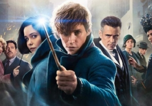 The First Clips From 'Fantastic Beasts And Where To Find Them' Are Here, And Ezra Miller Is Nerding Out