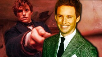 Eddie Redmayne Talks 'Fantastic Beasts' And How Even He Can't Even Get 'Hamilton' Tickets