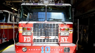 The FDNY Bans Firefighters From Displaying Photos Or Masks Of President-Elect Trump