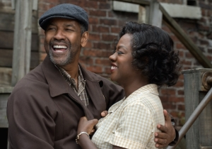 Denzel Washington And Viola Davis Deliver Two Of The Best Performances This Year In 'Fences'