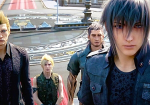 'Final Fantasy XV' First Impressions: Ten Years, And A Welcome Change, In The Making