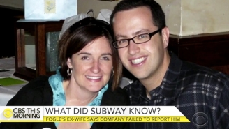 Jared Fogle's Ex-Wife Katie McLaughlin Speaks Out: 'I Didn't Understand Any Of It To Be Honest'