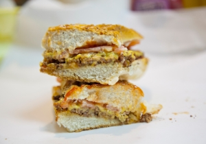 Learn The Fasciating History Behind New York's Famous Chopped Cheese Sandwich