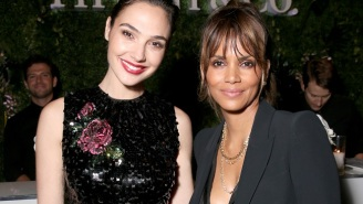 'Wonder Woman' Gal Gadot Announces Her Pregnancy And Her Crush On Halle Berry