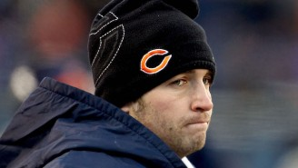 Jay Cutler Just Gave Half Of America Another Reason To Hate Him
