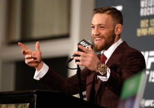 Conor McGregor Is Now One Of The Highest Paid Athletes In The World