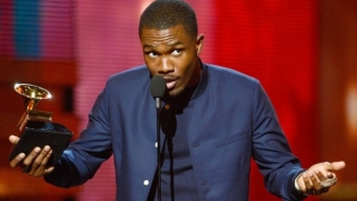 Frank Ocean Aired An Episode Of 'Blonded Radio' During The VMAs And Debuted A New Song 'Provider'