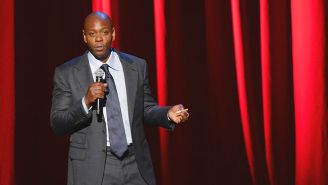 Dave Chappelle Thinks His Friend Kanye West Shouldn't Have Said What He Said At The White House