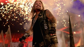 Mötley Crüe's Vince Neil Will Not Be Kickstarting Anyone's Heart At Donald Trump's Inauguration