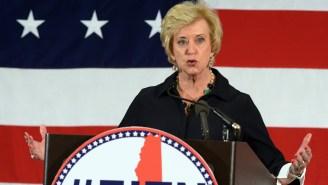 Linda McMahon Could Be Donald Trump's Secretary Of Commerce
