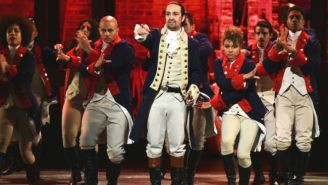 What's On Tonight: Lin-Manuel Miranda Gives Us A 'Drunk History' Lesson About Hamilton