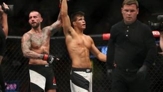 Alberto Del Rio Thinks CM Punk Will 'Do Great' In His Second UFC Fight