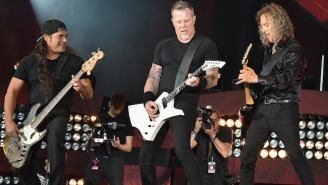 Metallica Will Try To Get Their Next Record Done In Less Than 8 Years, Thanks