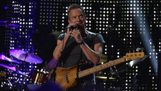 The Bataclan Reopens In Paris With A Concert From Sting